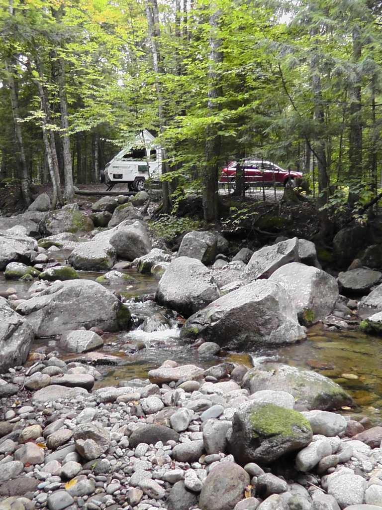 Lost River Valley Campground, New Hampshire