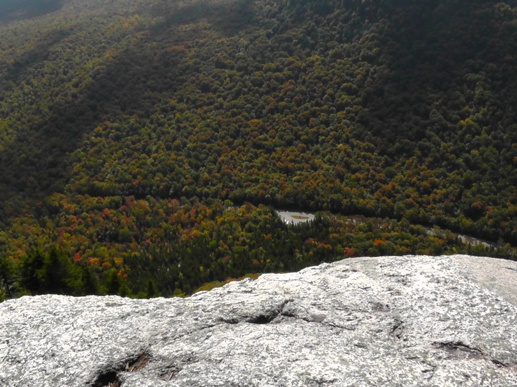 View from Table Rock, Grafton Notch, Maine